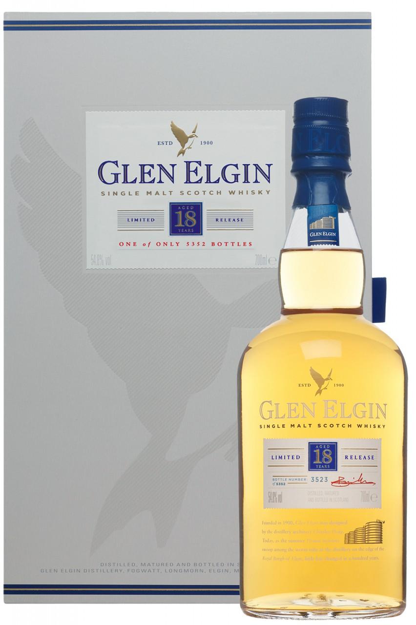 Glen Elgin 18 Jahre Special Release