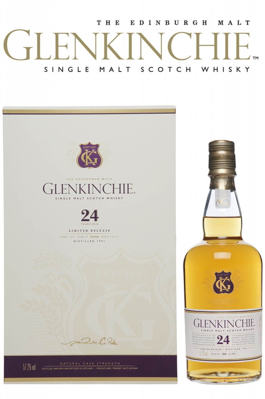 Glenkinchie 24 Jahre - Special Release