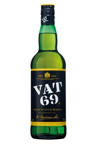 VAT 69 Whiskey