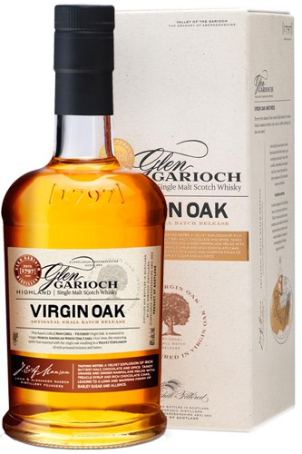 Glen Garioch Virgin Oak Whisky