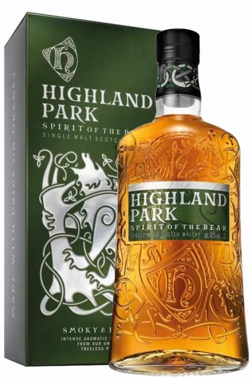 Highland Park Spirit of the Bear