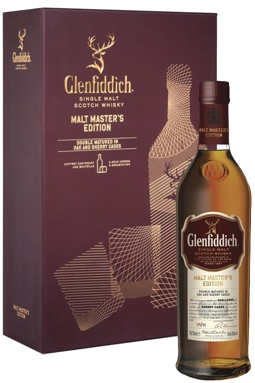 Glenfiddich Malt Master Edition - Geschenkbox