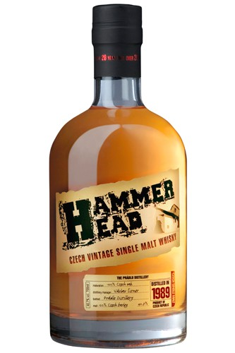Hammer Head 1989 Vintage