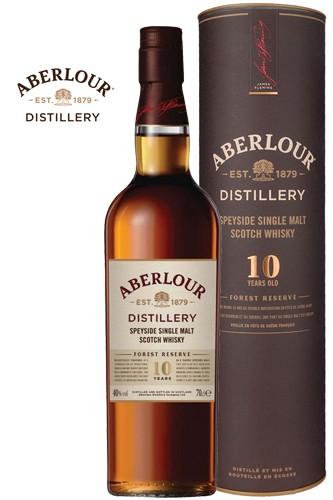 Aberlour 10 Jahre Whisky - Forest Reserve