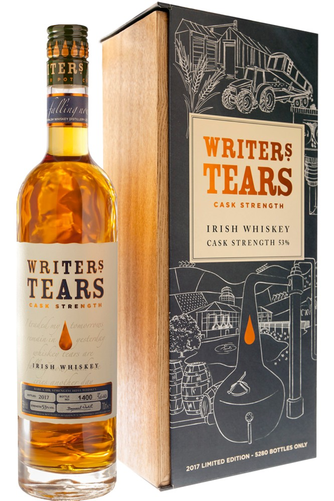 Writers Tears Cask Strength - Edition 2017