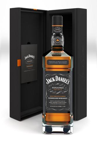 Jack Daniels Sinatra offen