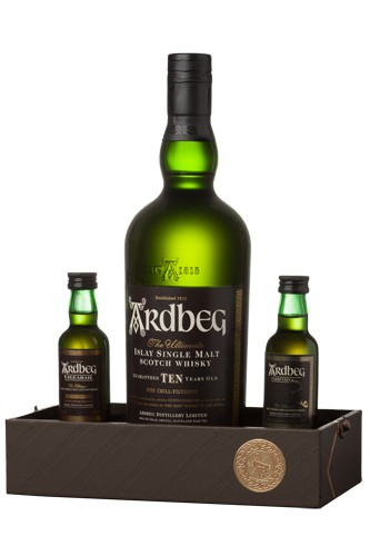 Ardbeg Exploration Tasting Set