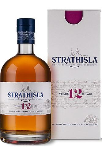 Strathisla 12 Jahre Single Malt Whisky