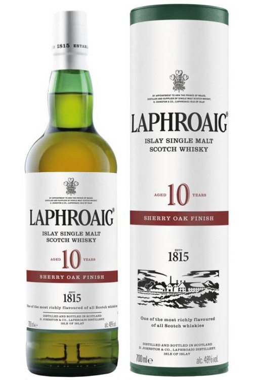Laphroaig 10 Jahre - Sherry Oak