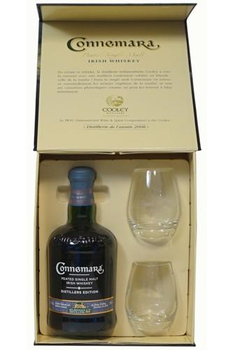 Connemara Distillers Edition Geschenkbox