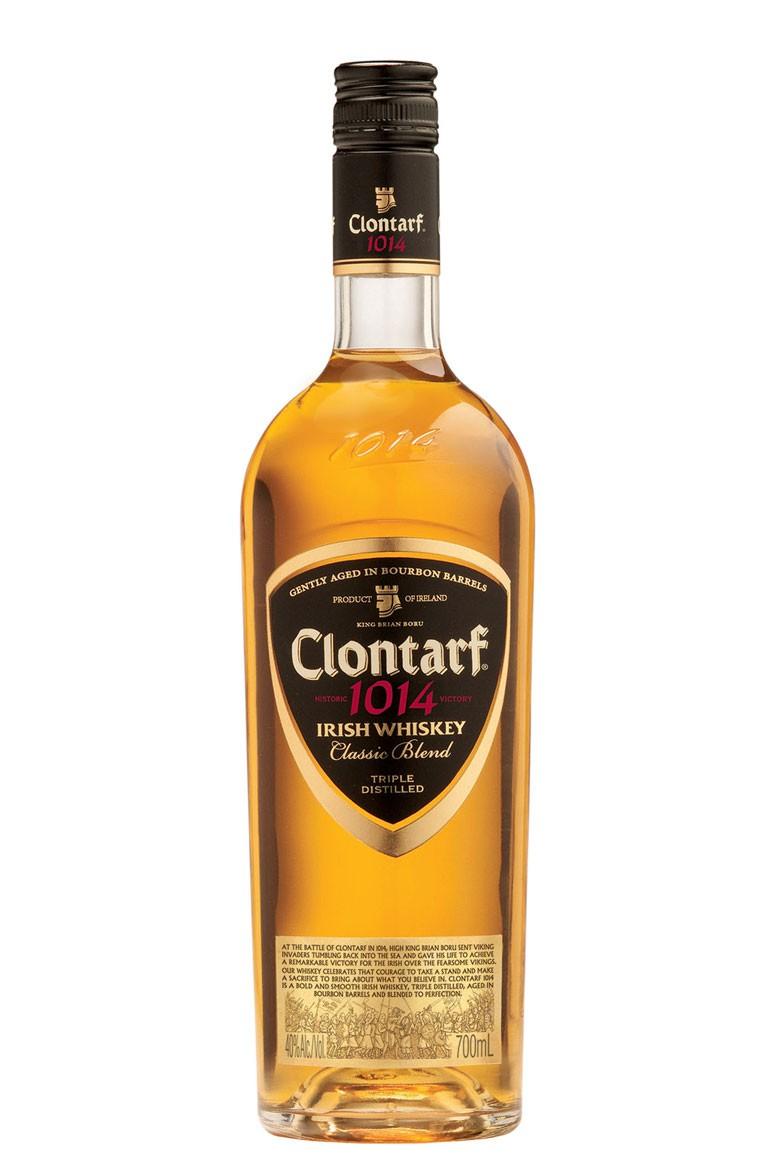 Clontarf Black Label Irish Whiskey