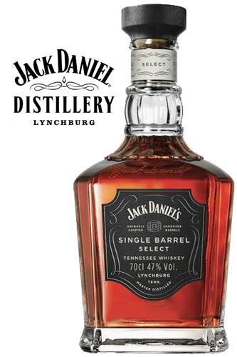 Jack Daniels Single Barrel - 47% Vol.