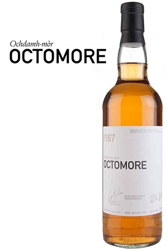 Bruichladdich Octomore II - The Beast 2004
