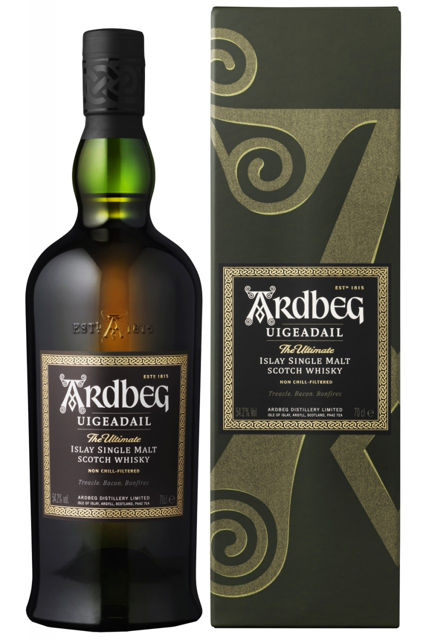 Ardbeg Uigedail - Scotch Whisky