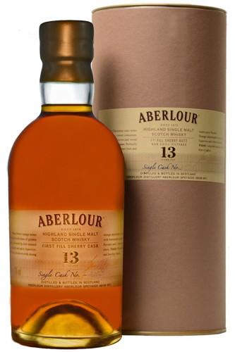 Aberllour 13 Jahre - Sherry Butt - 58% Vol.