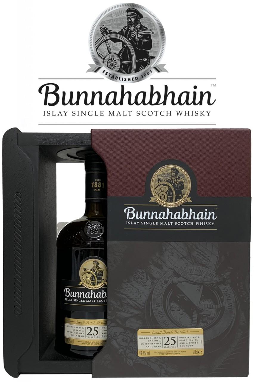 Bunnahabhain 25 Jahre Scotch Whisky