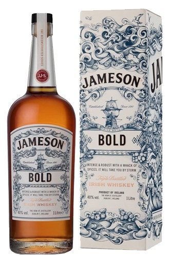 Jameson Bold Irish Whiskey - 1 Liter