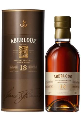 Aberlour Singel Malt Whisky 18