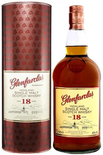 Glenfarclas 18 Jahre - 1 Liter