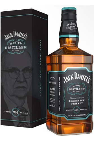 Jack Daniels No 4 Master Distiller Edition
