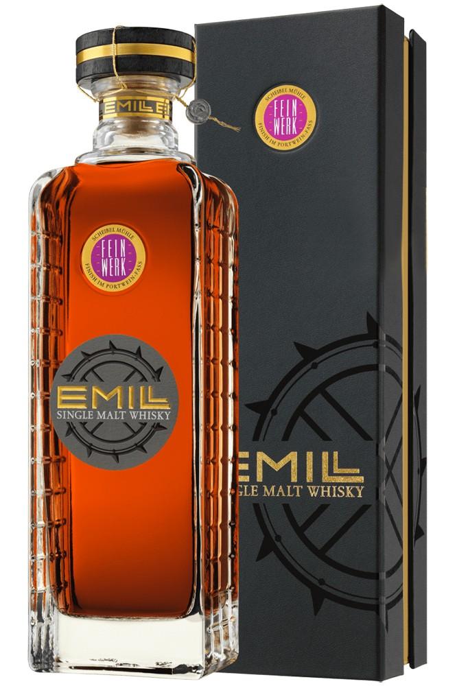 EMILL Single Malt Whisky - Feinwerk