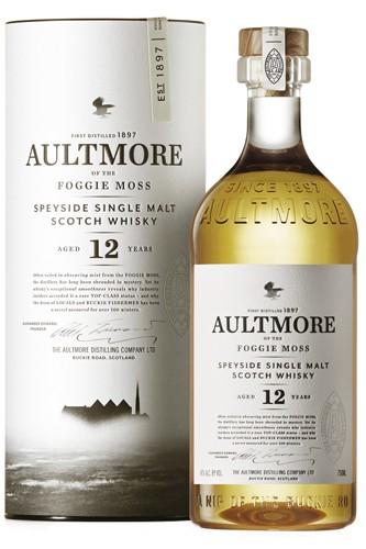 Aultmore 12 Jahre Speyside Single Malt Whisky