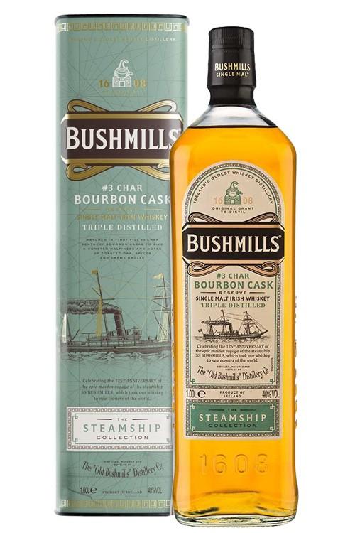 Bushmills Steamship Bourbon Cask