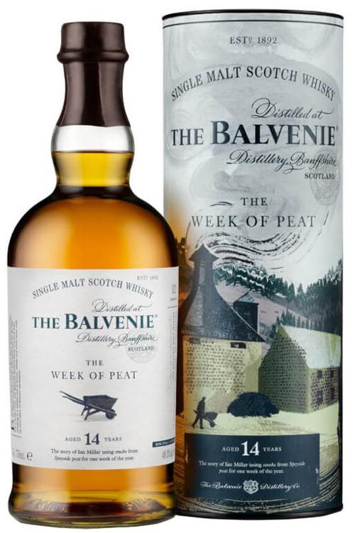 The Balvenie Peat Week 14 Jahre