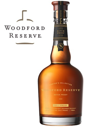 Woodford Reserve Batch Proof - 61,6%