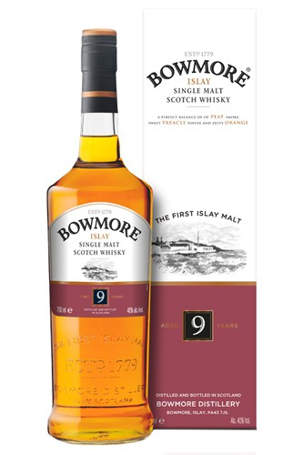 Bowmore 9 Jahre Sherry Cask Limited Release