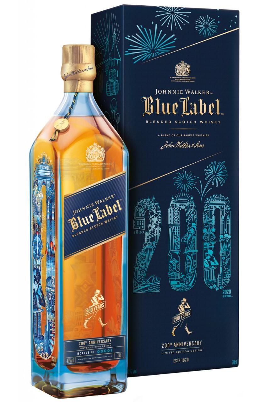 Johnnie Walker Blue Label - 200th Anniversary
