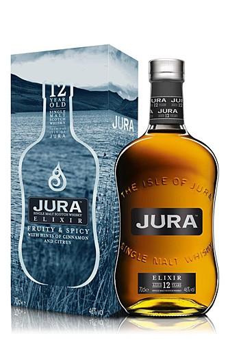 Isle of Jura Elixir 12