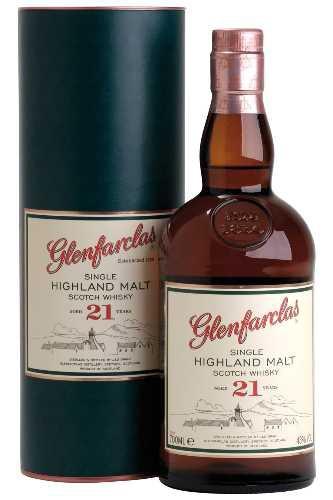 Glenfarclas 21 Jahre