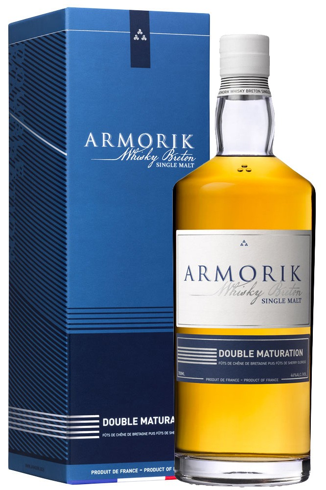 Armorik Double Matured Whisky