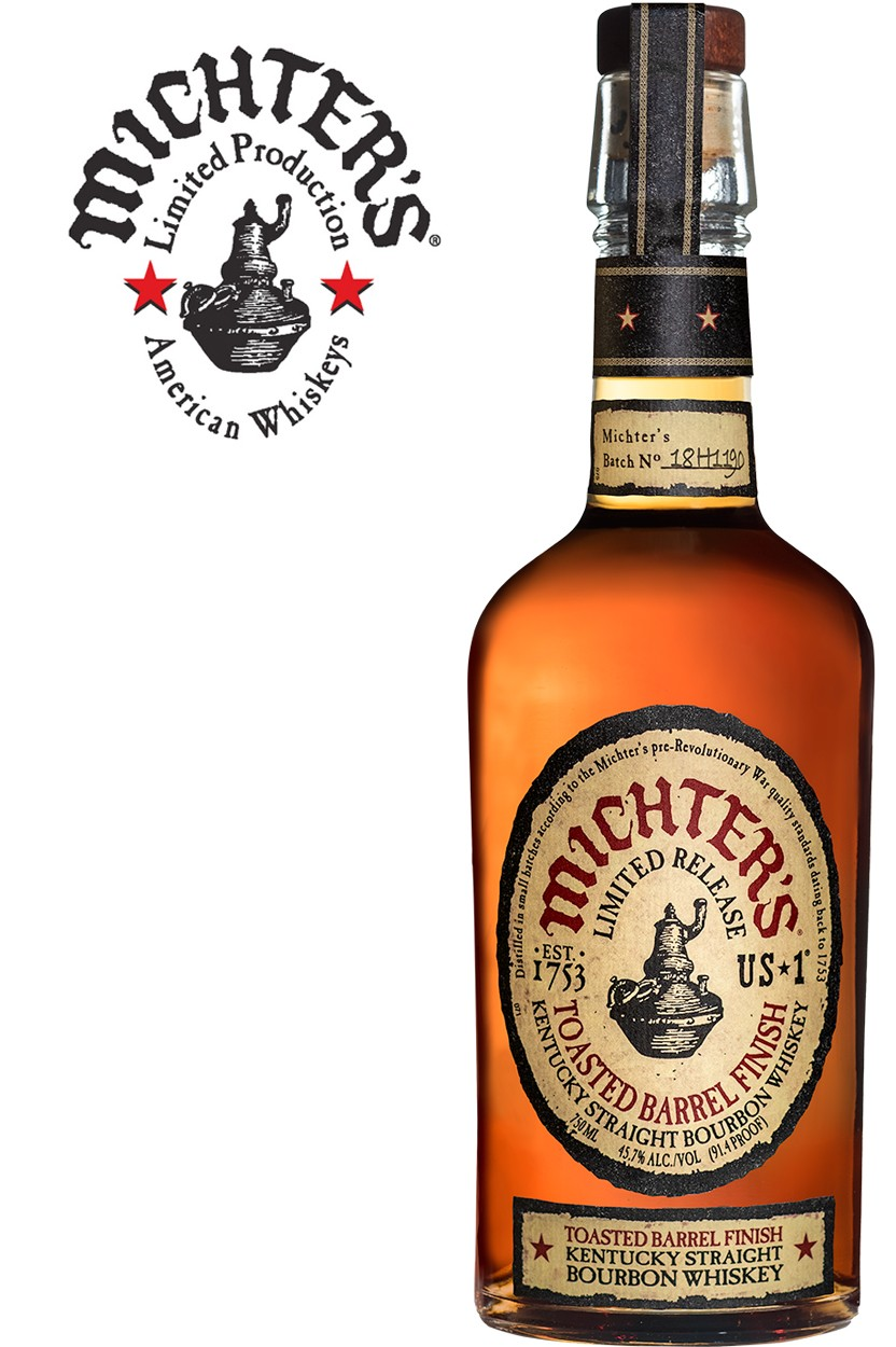 Michter's US*1 Toasted Barrel Finish - Limited Edition