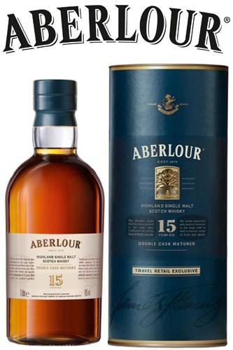 Aberlour 15 Duoble Cask