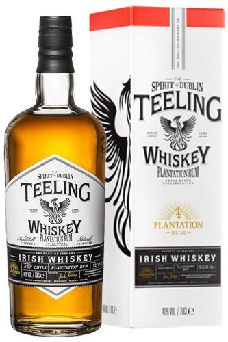 Teeling Whiskey Plantation Rum Cask Finish
