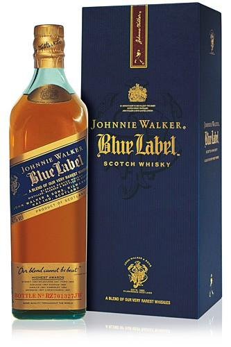 Johnnie Walker Blue Label GP