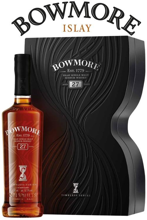 Bowmore 27 Jahre Timless Edition