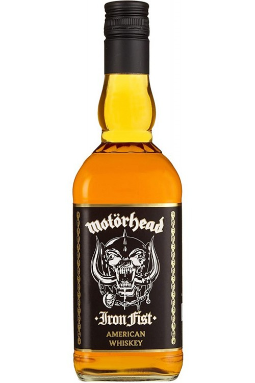 Motörhead Iron Fist American Whiskey
