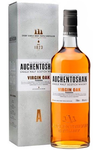 Auchentoshan Virgin Oak Whisky