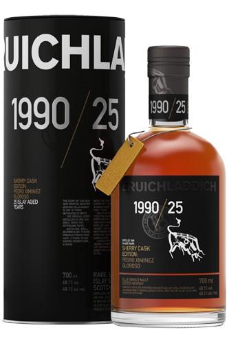 Bruichladdich 1990 / 25 Sherry Cask Edition
