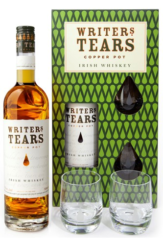 Writers Tears Irish Pot Still Geschenkbox