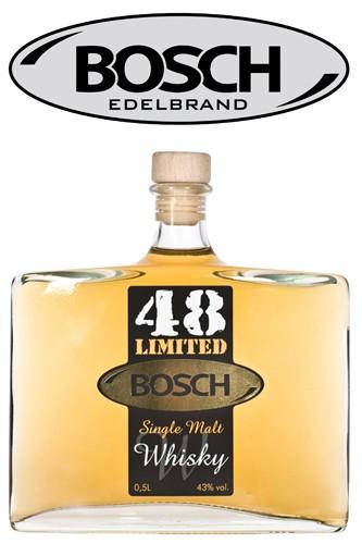 Bosch Limited 48 Single Malt Whisky