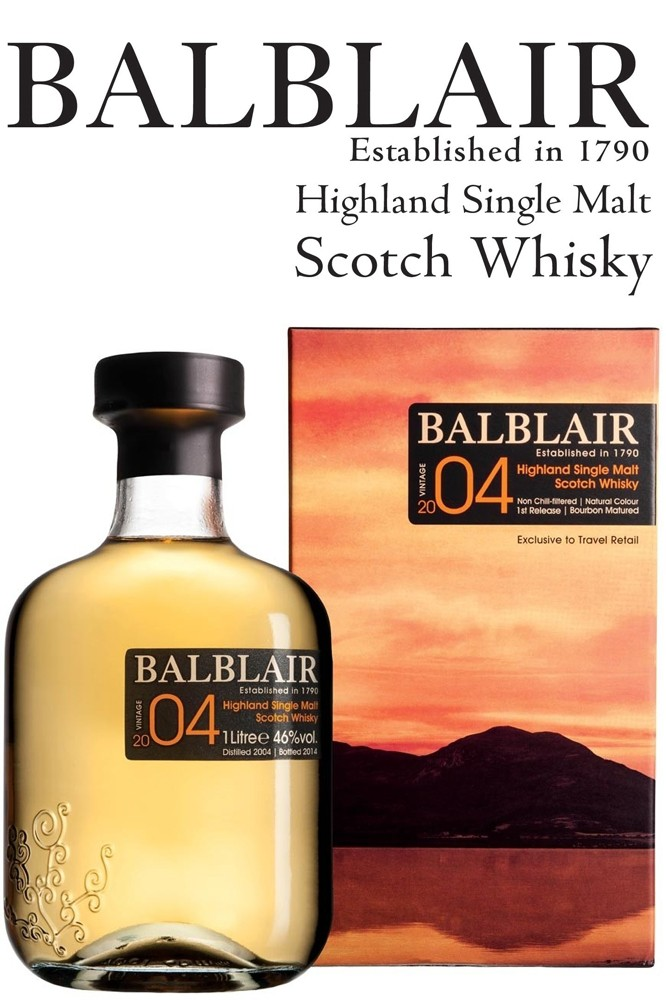 Balblair 2003 Scotch Highland Whisky