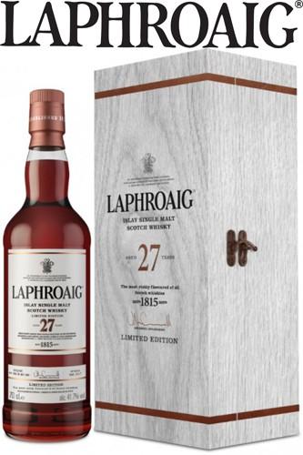 Laphroaig 27 Jahre Limited Edition