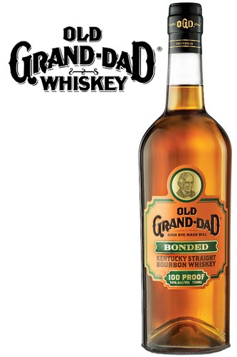 OId Grand Dad - 100 Proof Bourbon