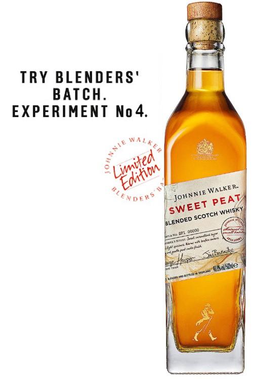 Johnnie Walker Sweet Peat - Blender's Batch