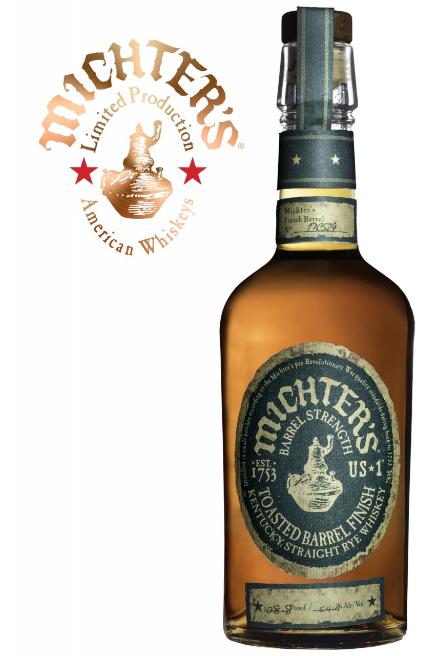 Michter's US*1 Toasted Barrel Rye - Single Barrel