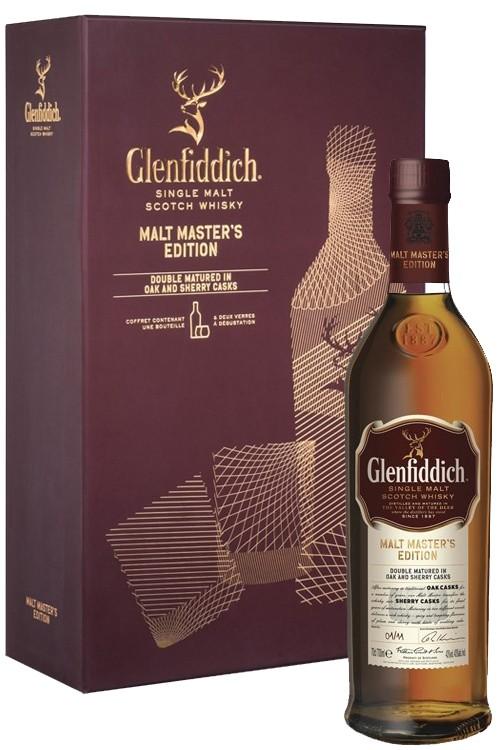 Glenfiddich Malt Masters Sherry Cask - 2018